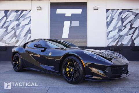 2019 Ferrari 812 Superfast for sale at Tactical Fleet in Addison TX