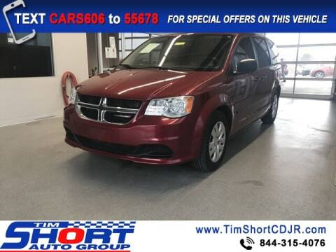 2014 Dodge Grand Caravan for sale at Tim Short Chrysler in Morehead KY