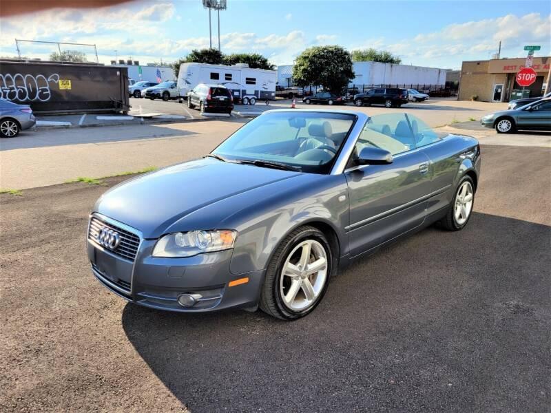2008 Audi A4 for sale at Image Auto Sales in Dallas TX