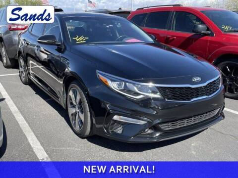 2019 Kia Optima for sale at Sands Chevrolet in Surprise AZ