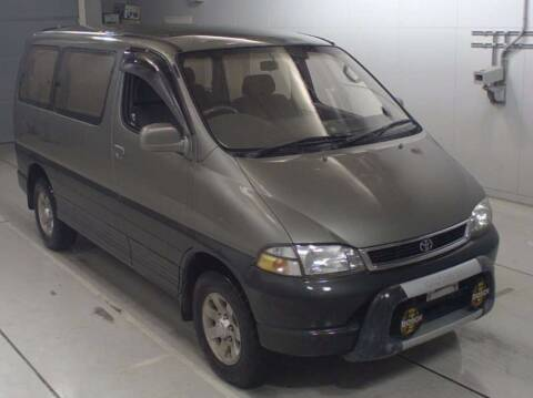 1995 Toyota Granvia 4WD t-diesel for sale at JDM Car & Motorcycle LLC in Seattle WA