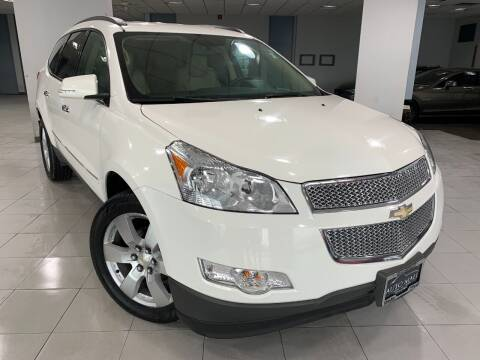2012 Chevrolet Traverse for sale at Auto Mall of Springfield in Springfield IL