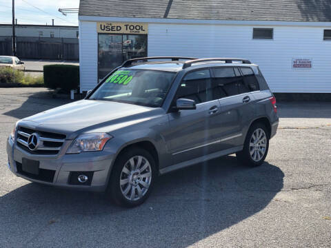 2011 Mercedes-Benz GLK for sale at HYANNIS FOREIGN AUTO SALES in Hyannis MA