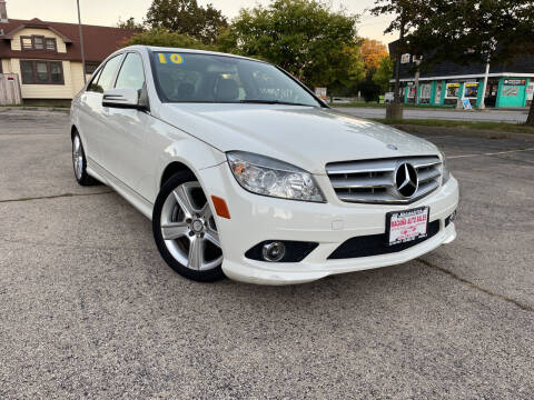 2010 Mercedes-Benz C-Class for sale at Magana Auto Sales Inc in Aurora IL