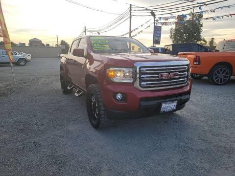 2016 GMC Canyon for sale at La Playita Auto Sales Tulare in Tulare CA