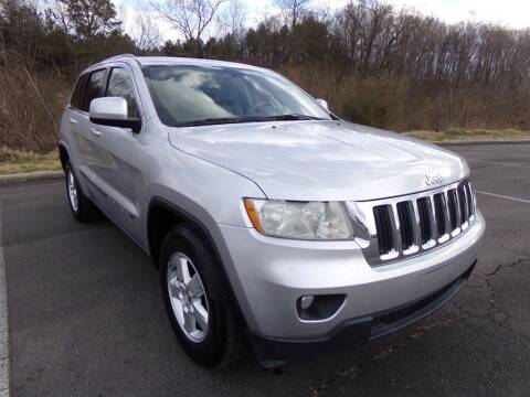 2011 Jeep Grand Cherokee for sale at J & D Auto Sales in Dalton GA