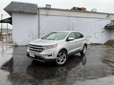 2016 Ford Edge for sale at Santa Motors Inc in Rochester NY