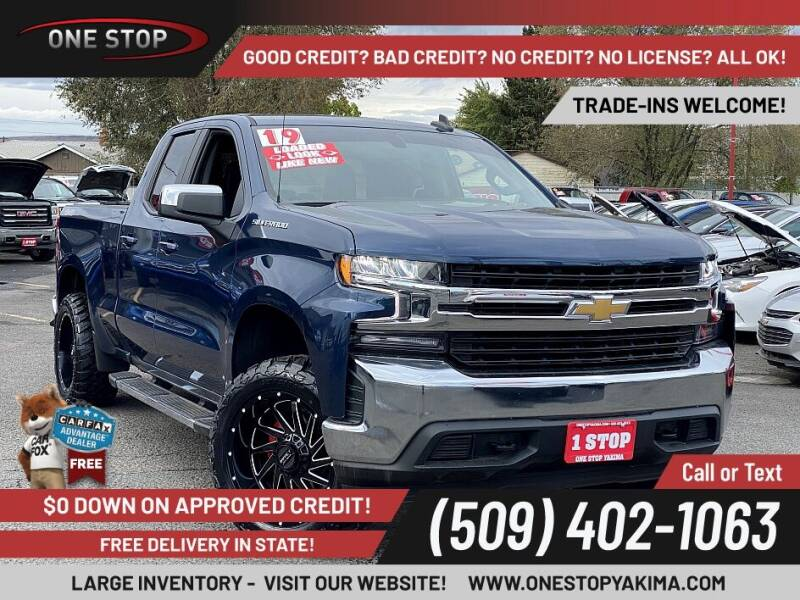 2019 Chevrolet Silverado 1500 for sale in Yakima, WA