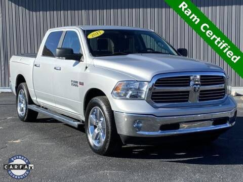 2017 RAM Ram Pickup 1500 for sale at Bankruptcy Auto Loans Now - powered by Semaj in Brighton MI