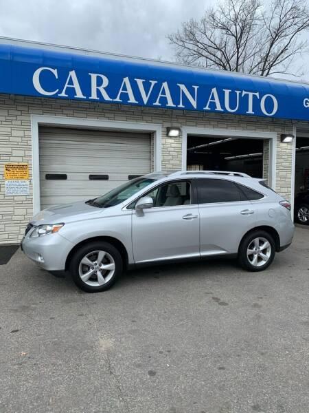 2012 Lexus RX 350 for sale at Caravan Auto in Cranston RI