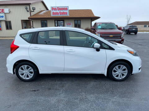2018 Nissan Versa Note for sale at Pro Source Auto Sales in Otterbein IN