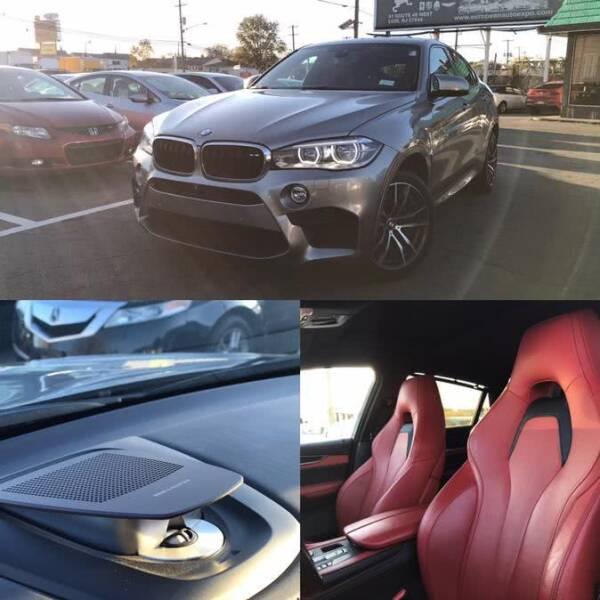 2015 BMW X6 M for sale at EUROPEAN AUTO EXPO in Lodi NJ