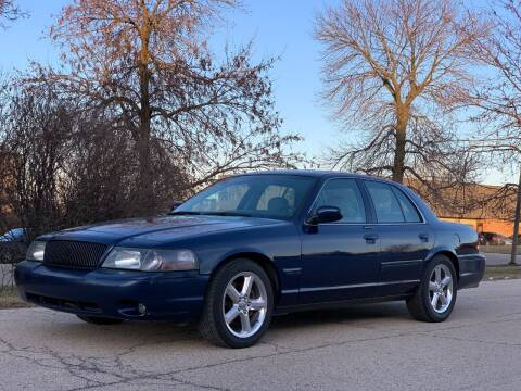 2003 Mercury Marauder for sale at All Star Car Outlet in East Dundee IL