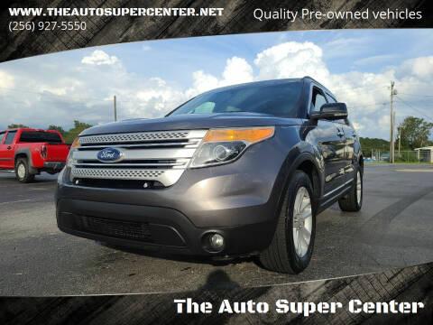2012 Ford Explorer for sale at The Auto Super Center in Centre AL