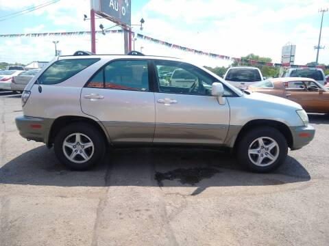 2002 Lexus RX 300 for sale at Savior Auto in Independence MO