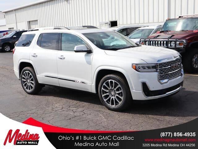 2021 GMC Acadia for sale in Medina, OH