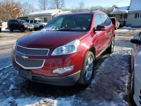 2010 Chevrolet Traverse for sale at ASAP AUTO SALES in Muskegon MI
