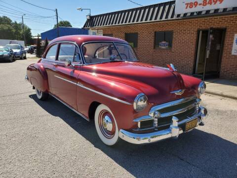1950 Chevrolet Fleetmaster for sale at Raleigh Motors in Raleigh NC