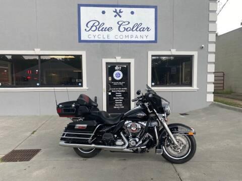 2012 Harley-Davidson Ultra Classic FLHTCU for sale at Blue Collar Cycle Company in Salisbury NC