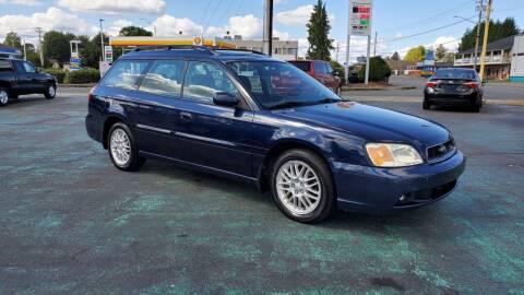 2004 Subaru Legacy for sale at Good Guys Used Cars Llc in East Olympia WA