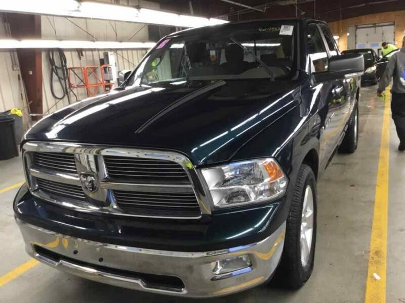 2011 RAM Ram Pickup 1500 for sale at Franklyn Auto Sales in Cohoes NY