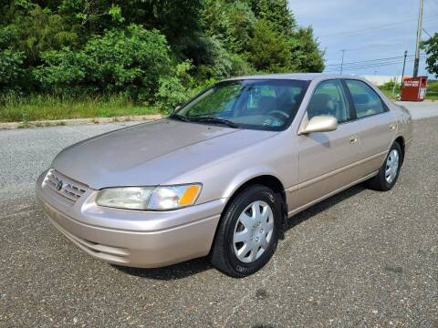 1997 Toyota Camry for sale at Premium Auto Outlet Inc in Sewell NJ