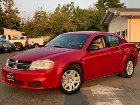 2012 Dodge Avenger for sale at Golden Star Auto Sales in Sacramento CA