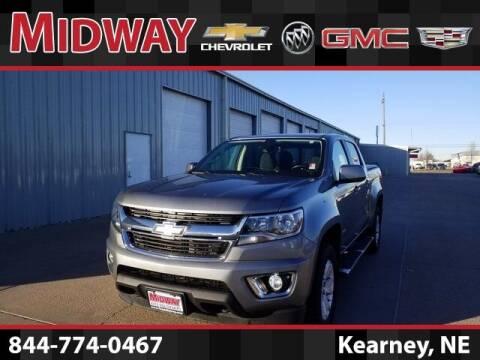 2018 Chevrolet Colorado for sale at Heath Phillips in Kearney NE