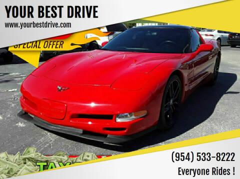 2002 Chevrolet Corvette for sale at YOUR BEST DRIVE in Oakland Park FL