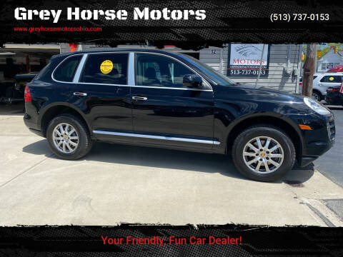 2008 Porsche Cayenne for sale at Grey Horse Motors in Hamilton OH