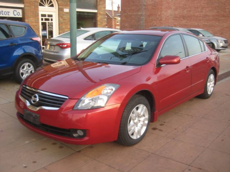 2009 Nissan Altima for sale at Theis Motor Company in Reading OH