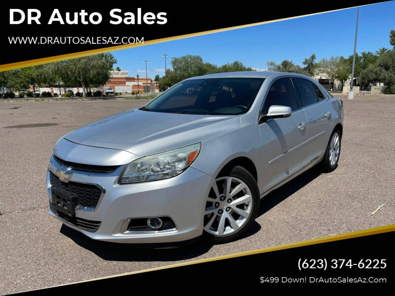 2015 Chevrolet Malibu for sale at DR Auto Sales in Glendale AZ