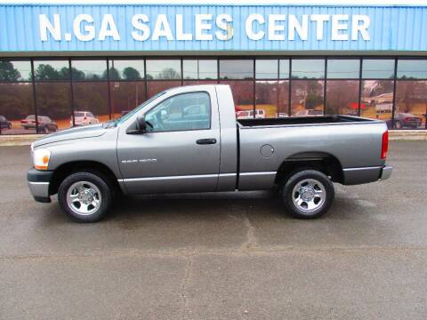 2006 Dodge Ram Pickup 1500 for sale at NORTH GEORGIA Sales Center in La Fayette GA