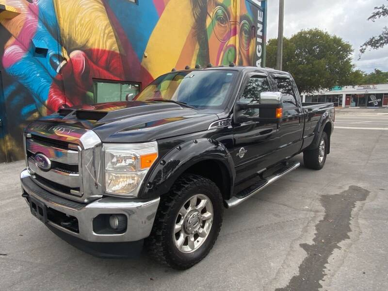 2011 Ford F-350 Super Duty for sale at BIG BOY DIESELS in Ft Lauderdale FL