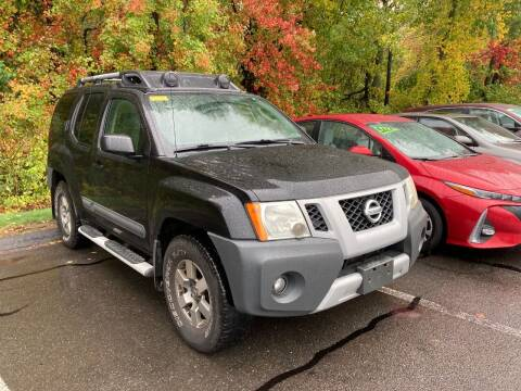 2011 Nissan Xterra for sale at ENFIELD STREET AUTO SALES in Enfield CT