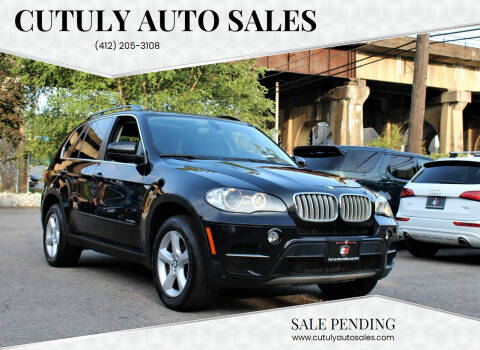 2011 BMW X5 for sale at Cutuly Auto Sales in Pittsburgh PA