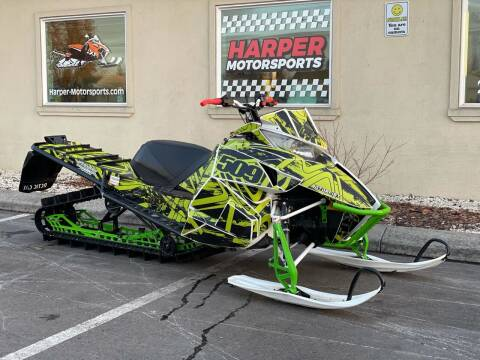 2015 Arctic Cat M8000 162in for sale at Harper Motorsports-Powersports in Post Falls ID
