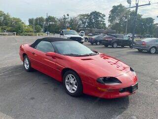 1995 Chevrolet Camaro for sale at Joe DiCioccio's Used Cars in Burlington NJ
