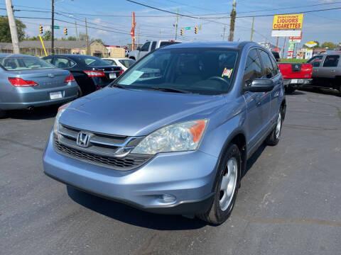 2010 Honda CR-V for sale at Rucker's Auto Sales Inc. in Nashville TN