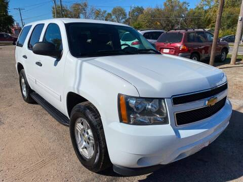 2014 Chevrolet Tahoe for sale at Truck City Inc in Des Moines IA