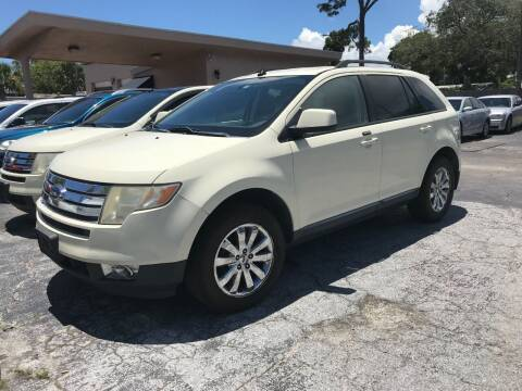 2007 Ford Edge for sale at AutoVenture in Holly Hill FL
