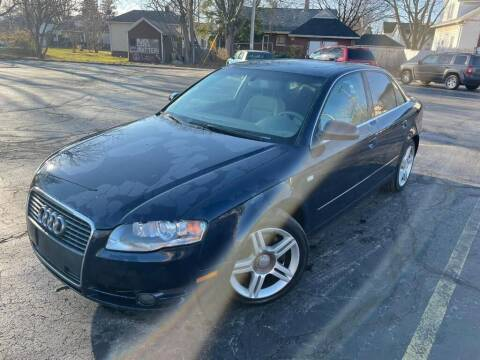 2006 Audi A4 for sale at Your Car Source in Kenosha WI