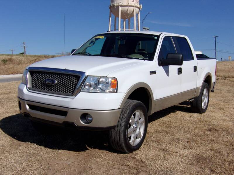 2007 Ford F-150 for sale at Brannan Auto Sales in Gainesville TX
