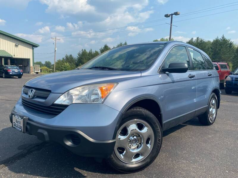 2008 Honda CR-V for sale at Lakes Area Auto Solutions in Baxter MN