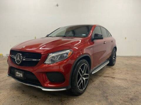 2017 Mercedes-Benz GLE for sale at FDS Luxury Auto in San Antonio TX