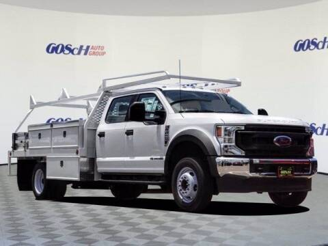 2021 Ford F-450 Super Duty for sale at BILLY D SELLS CARS! in Temecula CA