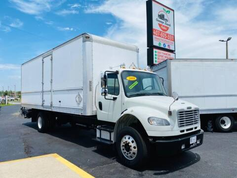 2014 Freightliner M2 106 for sale at Orange Truck Sales in Orlando FL