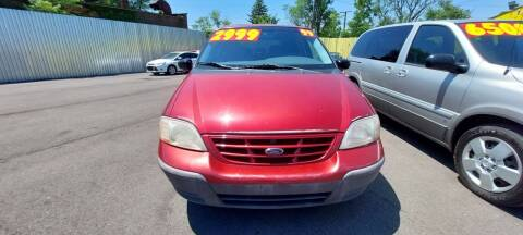 1999 Ford Windstar for sale at Frankies Auto Sales in Detroit MI