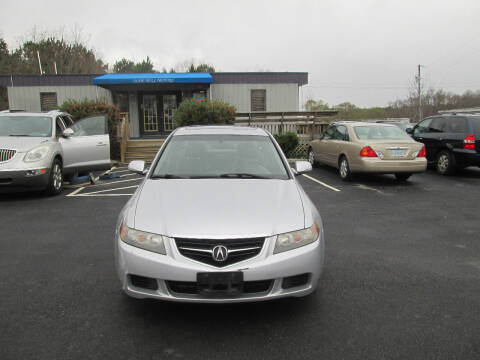 2004 Acura TSX for sale at Olde Mill Motors in Angier NC