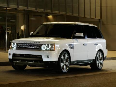 2011 Land Rover Range Rover Sport for sale at Mercedes-Benz of North Olmsted in North Olmstead OH